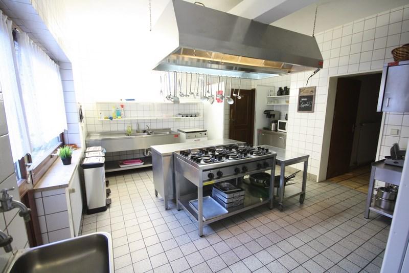 Küche - Gruppenhäuser Lehmann, Gruppenhaus Harz