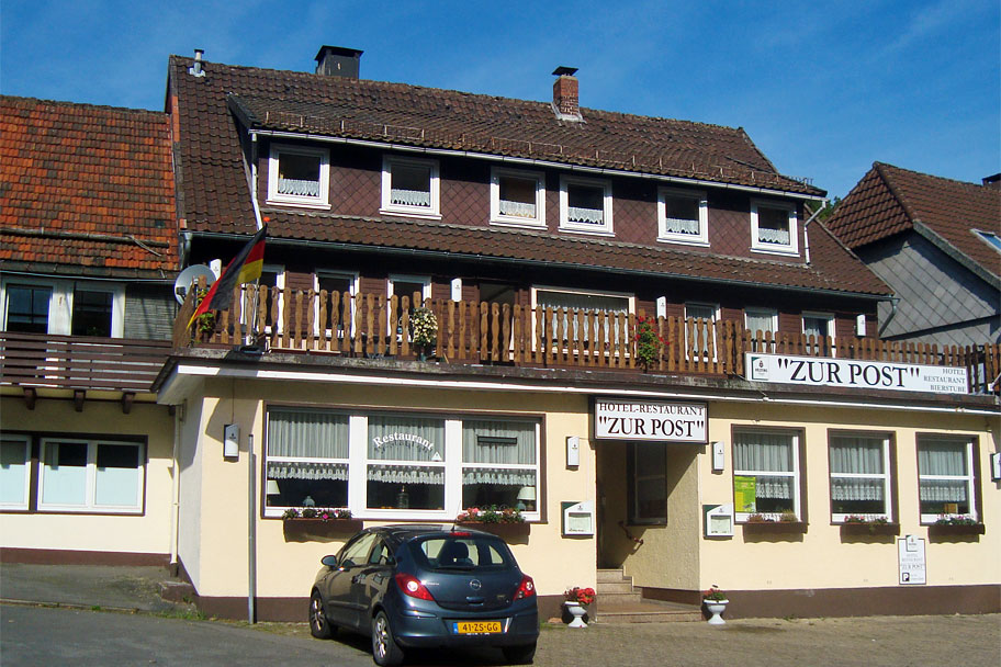 Hotel Zur Post Wieda